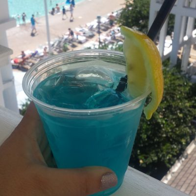 Disney Drink Of The Day: Storm Chaser