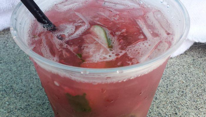 Disney Drink Of The Day: Coronado Crush