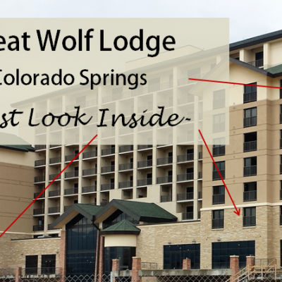 Great Wolf Lodge Colorado Springs – First Look Inside